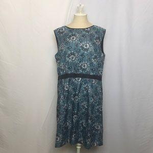 NWOT Loft Sleeveless Dress (Size: 16)